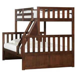 Rosina Twin over Full Bunk Bed by Beachcrest Home