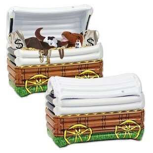48 Can Western Inflatable Chuck Wagon Cooler