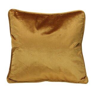 Wallis Velvet Throw Pillow