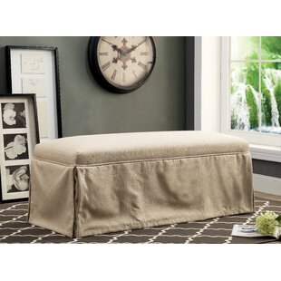 Ophelia & Co. Trost Upholstered Bench