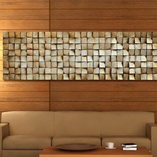 368434748c8 Textured 2 Wall Décor. by Brayden Studio