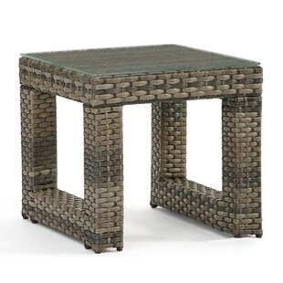 Jakarta Patio Wicker Side Table
