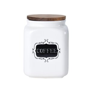 Coffee Jar Kitchen Canister