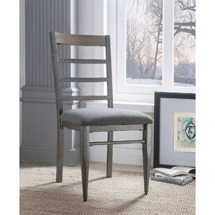 Ladner Side Upholstered Dining Chair (Set of 2) Ophelia & Co.