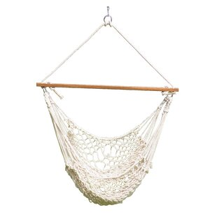 Cotton Chair Hammock by Home & More