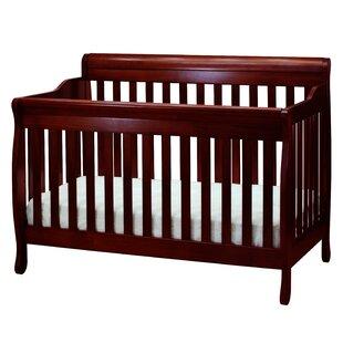 Jaden 4-in-1 Convertible Crib ByViv + Rae