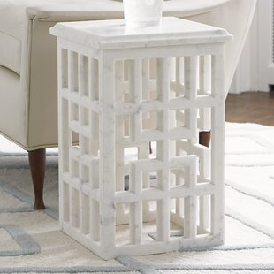 Gridblock End Table by Global Views