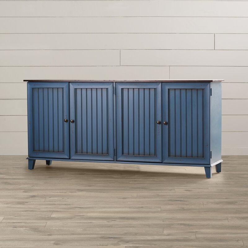 Jarosz Deluxe 72″ TV Stand Sideboard