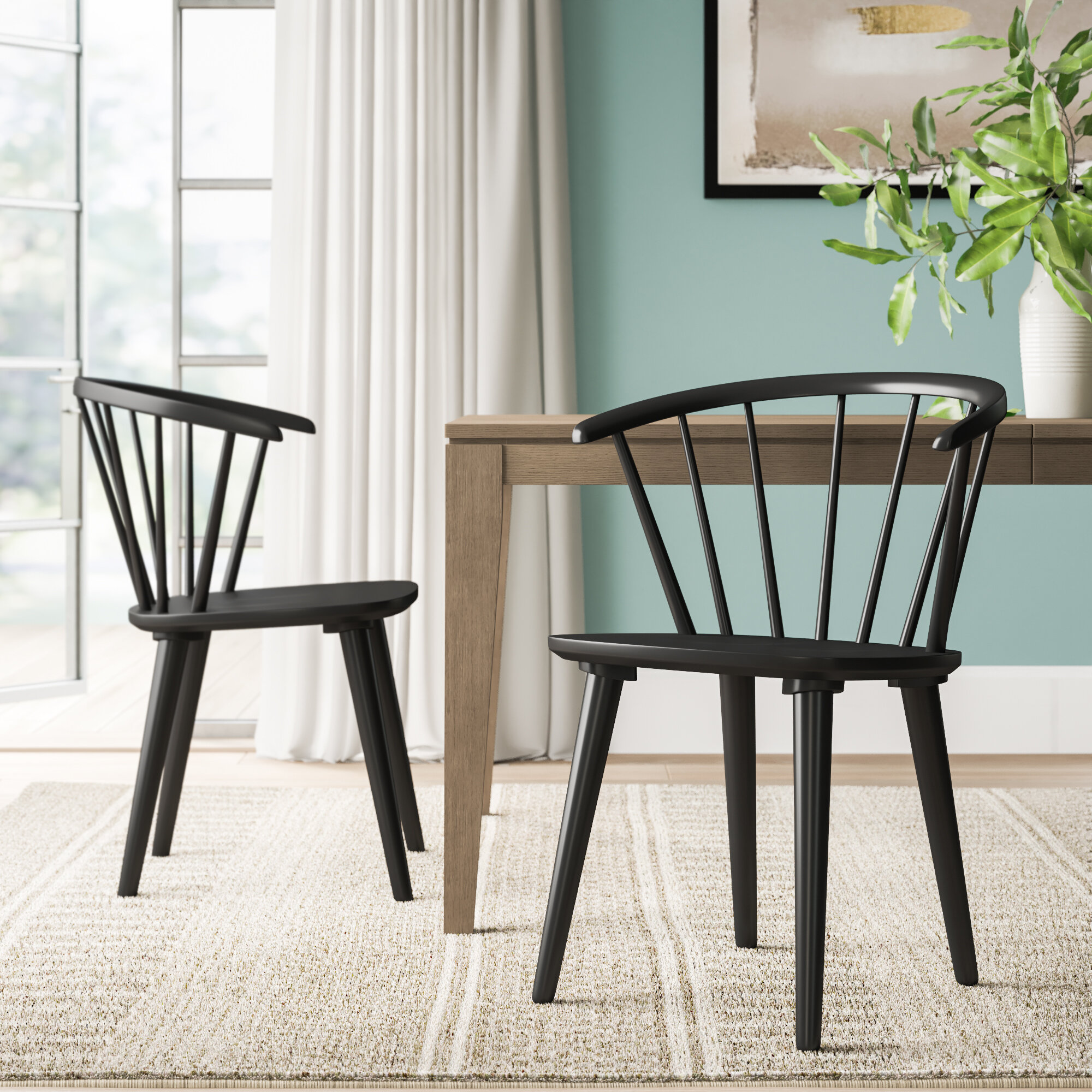 Modern Contemporary Kitchen Dining Chairs You Ll Love In 2021 Wayfair