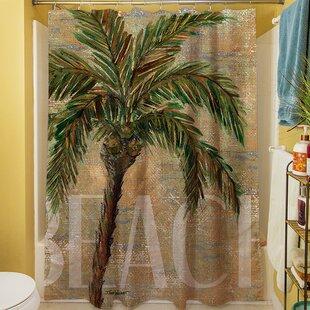 Swansea Single Shower Curtain