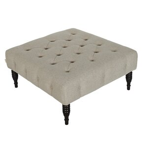 Arias Tufted Ottoman by Da..