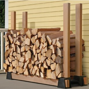 Firewood Rack Bracket Kit By ShelterLogic