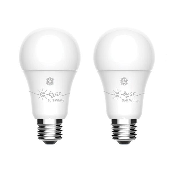 GE Lighting 10 Watt (60 Watt Equivalent), A19 LED Smart ...