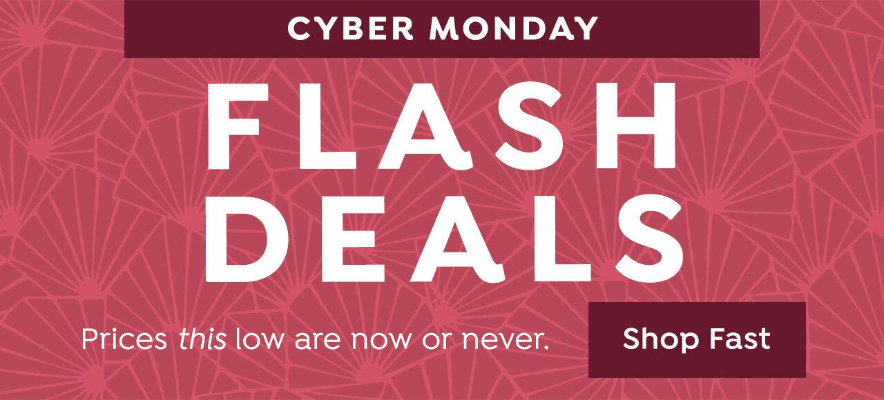 Flash Deals Standard Banner