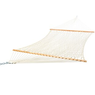 Shopping for Hamann Deluxe Cotton Rope Tree Hammock Great deals