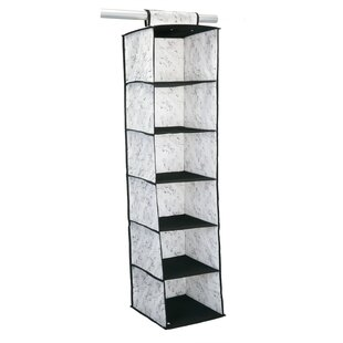 Budget Edelmira 6 Shelf Hanging Organizer ByEbern Designs