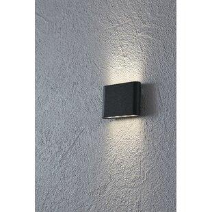 Arion 4-Light LED Outdoor Flush Mount By Markslojd