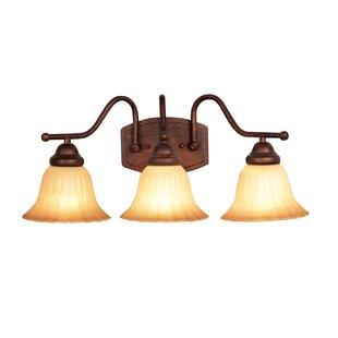 Woodbridge Lighting Morgan Park 3-Light Vanity Light