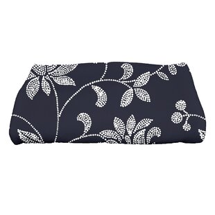 Cecilia Traditional Floral Bath Towel