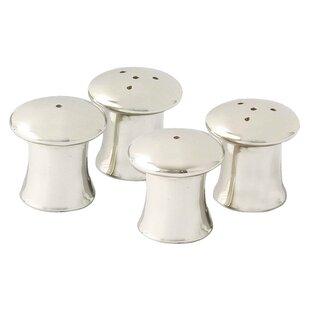 Salt and Pepper Shaker Set (Set of 4)