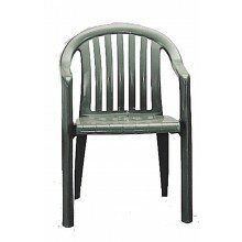 Kuiper Stacking Patio Dining Chair (Set of 4)