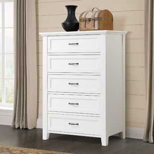 Rosdorf Park Eibhlin 5 Drawer Chest