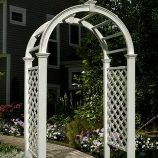 Livingston Arbour Garden Arch By Sol 72 Outdoor