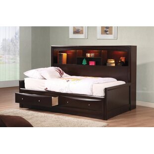 Stroud Storage Mate's Bed by Harriet Bee 2019 Coupon