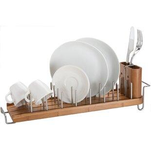 Bamboo Dish Drainer