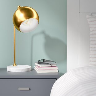 Demmer 18 Desk Lamp by Mercury Row