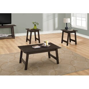Beige Coffee Table Sets You\'ll Love | Wayfair