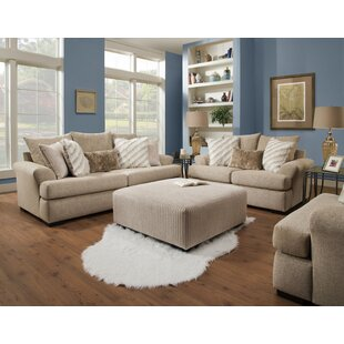 Dillion 3 Piece Living Room Set by Red Barrel Studio