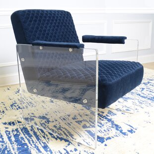 Great deal Tribecca Armchair by Pasargad Reviews (2019) & Buyer's Guide
