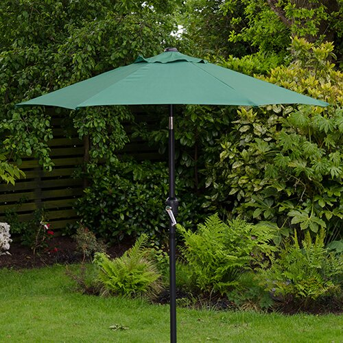 DCor Design Cambridge Crank And Tilt Garden 2m Market Parasol U0026 Reviews |  Wayfair.co.uk