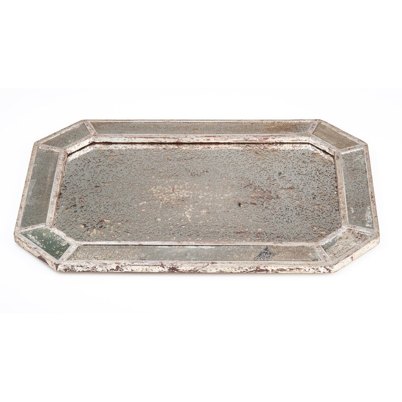 Vendome Mirrored Tray