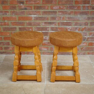 Kamryn 50cm Bar Stool Set (Set Of 2) By Union Rustic