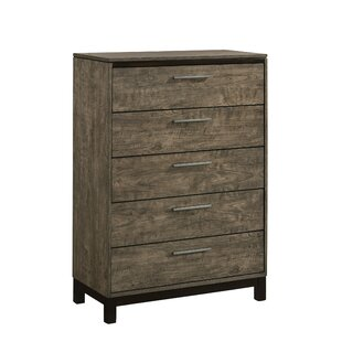 Coria 5 Drawer Chest