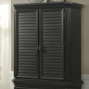Best Price Baldhart Armoire By Darby Home Co