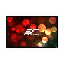 ezFrame Grey Fixed Frame Projection Screen by Elite Screens