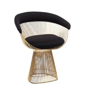 Everly Quinn Keeble Upholstered Dining Chair