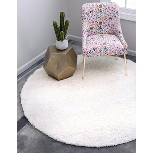 Lilah White Area Rug by Andover Mills