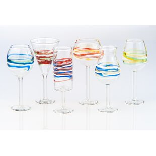 Isola 6 Piece Liqueur Glass Set
