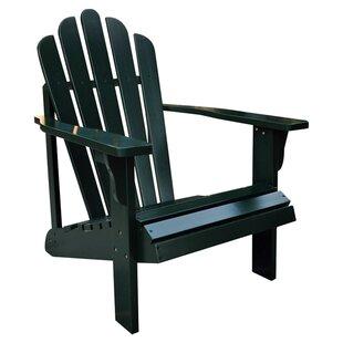 Black Adirondack Chairs