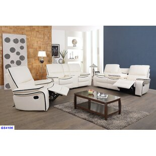 Eirwen 3 Piece Reclining Living Room Set by Latitude Run