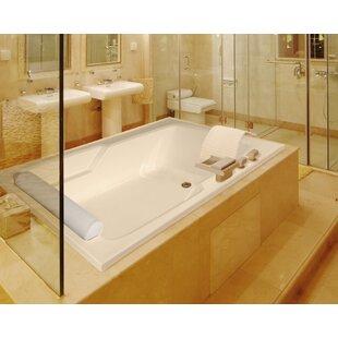 Duo 60 x 48 Combo System Bathtub