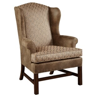 Celeste Wingback Chair by Hekm..
