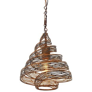 Bloomsbury Market Dream 1-Light Geometric Pendant