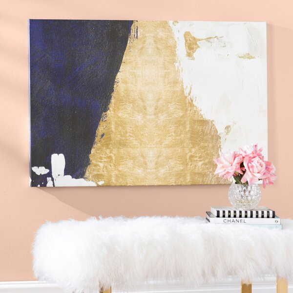 Willa Arlo Interiors 'night And Day' Print Of Painting On Wrapped Canvas & Reviews by Willa Arlo Interiors