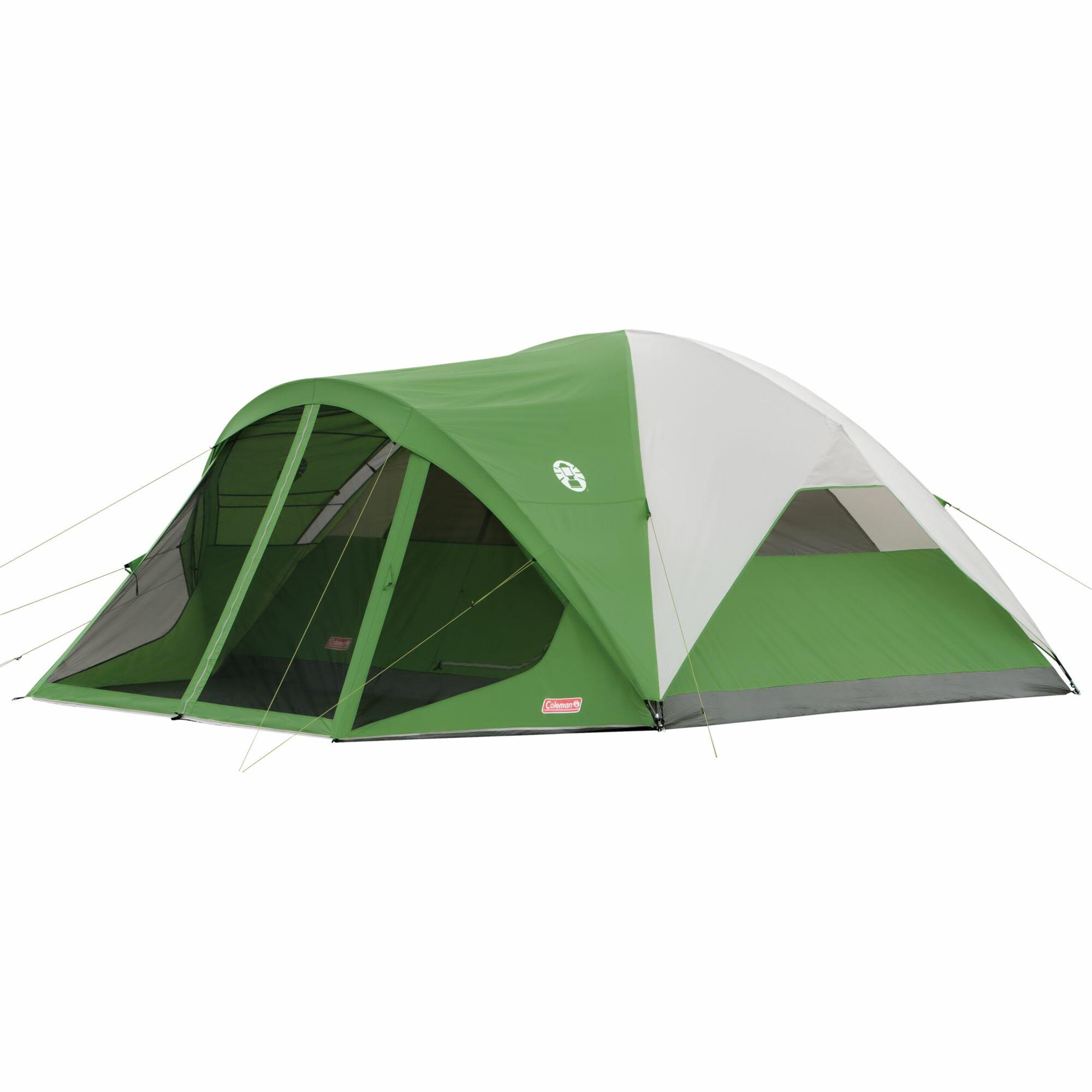 Coleman Evanston™ Screened 8 Person Tent & Reviews | Wayfair