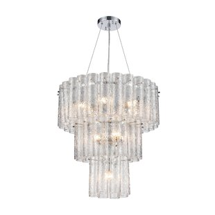 Boyland 11-Light Crystal Chandelier by Ho..